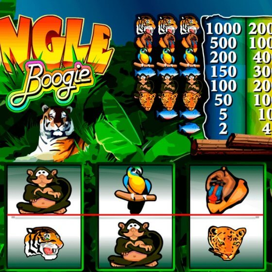 Jungle Boogie Slot Review & Guide for Players