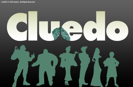 Cluedo Slots logo