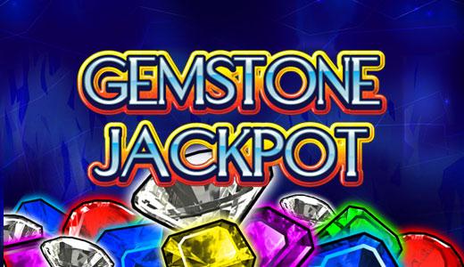 Gemstone Jackpot logo
