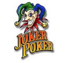 Joker Poker game logo